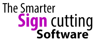 The Smarter Sign Cutting Software